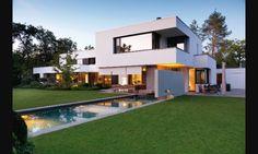 It's a nice house