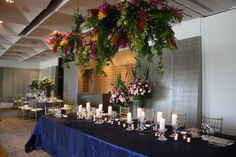 A stunning wedding at Zinc Federation Square using navy linen and amazing stand out floral centerpieces  #wedding #decoration #floral #styling #melbourne #floralstyling #floral #flowers #flowerstyling #floraldesign #floraldecor #decoritevents #floralcenterpieces #flowerdecorations #melbourne #melbourneevents #floralcenterpiecesmelbourne www.decorit.com.au (33)