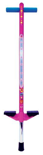 Lala Loopsy Street Flyers Pogo Stick with Flashing Lights (Purple)