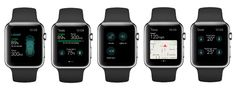 Apple часы могут управлять автомобилем Tesla