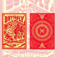 The Butterfly Deck by Nanswer Magic - Trick