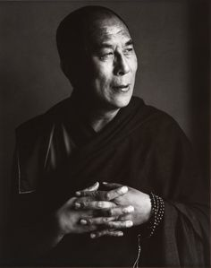 """His Holiness The Dalai Lama - """"Love and compassion are necessities, not luxuries. Without them humanity cannot survive."""""""