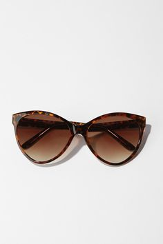 UO Oversized Cat-Eye Sunglasses - Urban Outfitters