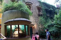 Ghibli Museum in Mitaka, good to know there is a Burton museum and a Studio Ghibli museum :)