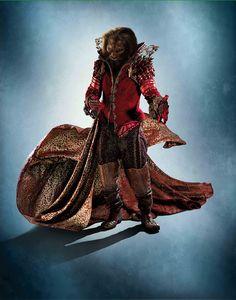 Léa Seydoux La Belle et la Bête costumes | La Bete Prince Enchanté - La Belle Et La Bête 2014 Photo (36820820 ...