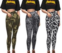 TS4 Amelie Pants 8 swatches Custom thumbnail Mesh not included Credits to Simkath  Download + MESH Thank you ! ...