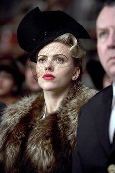 "Scarlett Johansson -  ""The Black Dahlia"" (2006) - Costume designer : Jenny Beavan"