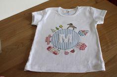 """T-Shirts - Kindershirt """"Rund um die Welt"""" NEU!!! - ein Designerstück von milla-louise bei DaWanda"""