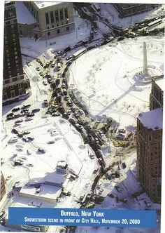 Buffalo Winter Storm. by All Things Jennifer, via Flickr
