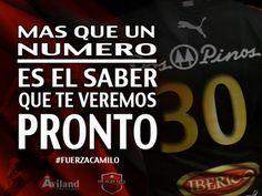 #fuerzacamilo