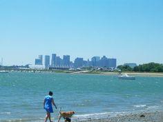 Boston from Orient Heights (E. Boston), Summer'10
