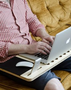 Slate – Mobile AirDesk: The Essential Accessory For Your Laptop