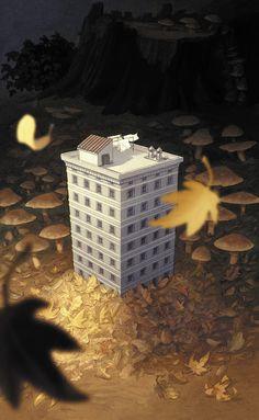 Covers — Javi Montes - illustrations & comics