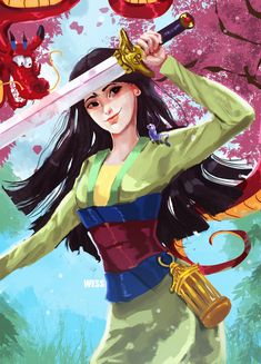 Mulan, Wescley Costa