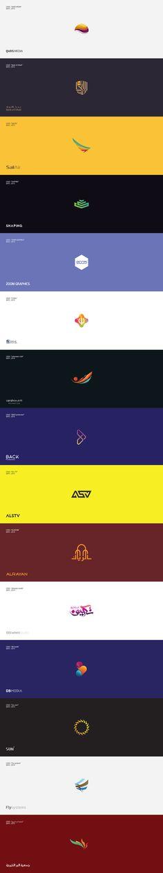 30 Logos - 2015 on Behance