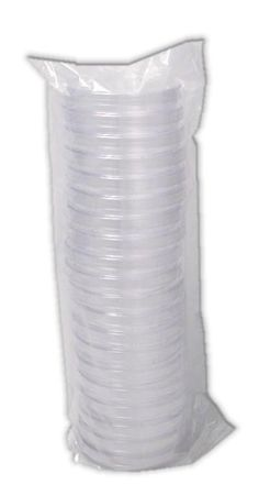Petri dishes, plastic, 20/pk $5.95 Econmy flat rate shiiping 6.50 (no matter how much you order)