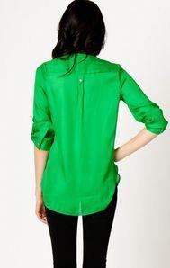 green blouse by meloen