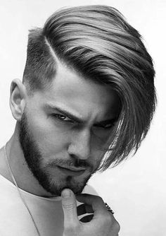 Different popular hairstyles and haircuts for men to show off in Browse here to see the best hairstyles trends for men and guys. This post will give you stunning ideas of haircuts to wear on your next haircut choice. Long, short and medium hairstyle Popular Mens Hairstyles, Cool Hairstyles For Men, Popular Hairstyles, Boy Hairstyles, Best Short Haircuts, Haircuts For Long Hair, Haircuts For Men, Short Hair Cuts, Hair And Beard Styles