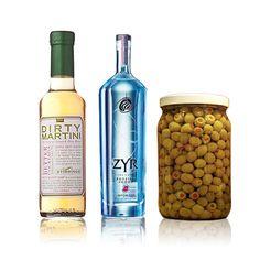 Shaken Not Stirred Martini Gift Set