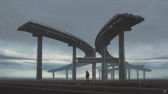 Crossroads by Yuri Shwedoff