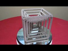 Quintuple Cube (Zen Magnets)