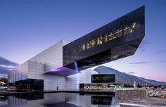 Штаб-квартира UNASUR от Diego Guayasamin Arquitectos в Эквадоре - RDH.RU