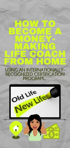 How To Become A Money-Making Life Coach From Home (Using An Internationally-Recognized Certification Program... You Will Now Be Able To Build A Brand New Business, Which Enables You To Create Your Own Schedule, Be Your Own Boss, Have More Freedom And Most Importantly Help Others Achieve Their Dreams By Providing The Sought After Information That They Need To Be Successful Content Marketing, Affiliate Marketing, Online Marketing, Social Media Marketing, Drive Online, Online Group, Work From Home Tips, Be Your Own Boss, Helping Others