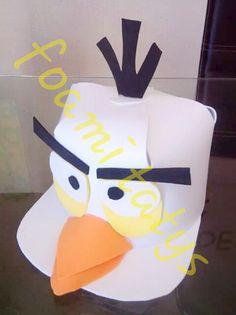 Gorra angry bird