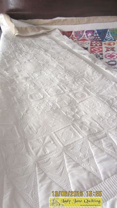 Lady Jane Quilting: Sue's Dear Jane Quilt