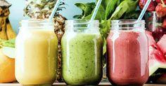 Não Perca!l Receita do suco saudável antigordura - # #abacaxi #cenoura #gengibre #hortelã #limão #sucodetox
