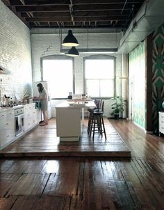 Loft Kitchen <3