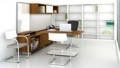 Our premiere vendor, Knoll, recently looked at the Evolving Design of Faculty Offices.Here are the findings: