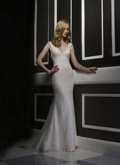 Robert Bullock style Avery. Available @ Low's Bridal.