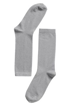 Linnea lurex sock