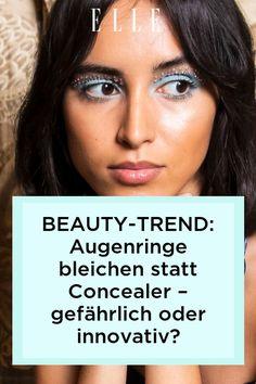 Für einen wachen Blick gibt es mehr als Augencreme und Concealer: Augenringe bleichen ist der neue Beauty-Trend. Doch ist er gefährlich? Auf Elle.de!