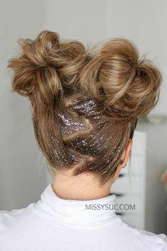 Galaxy Girl Glitter
