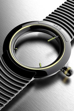 ASIG - nohero/nosky Concentric D. Wrist Watch Concept for CD2 by Simon Williamson at Coroflot.com