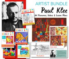 Creative Art Projects for Busy Teachers Popular Artists, Artists For Kids, Art For Kids, Famous Artists, Art History Lessons, Art Lessons, Projects For Kids, Art Projects, Kid Friendly Art