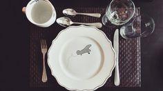 Wanderlust Airplane Dinner Plate  Travel-themed Plate  by CopilotCreations #dinnerware #travel #traveler #wander #wanderlust #home #dining