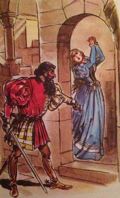 Bluebeard fairytale