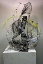 Found Art, Glass Vase, Sculpture, Home Decor, Decoration Home, Room Decor, Sculpting, Statue, Interior Decorating