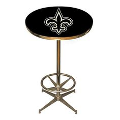 New Orleans Saints NFL Pub Table