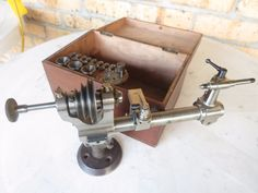 Lanco Watchmakers/Watchmaking Lathe. Australian made