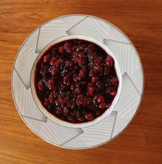 Cranberry Sauce: Popular Parenting Pinterest Pin Picks
