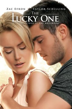 The Lucky One: Zac Efron, Taylor Schilling, Blythe Danner, Scott Hicks The Lucky One Movie, Love Movie, Movie Tv, Good Movies To Watch, Top Movies, Great Movies, Indie Movies, Romance Movies, Drama Movies