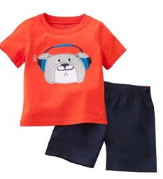 Boys 2PC Sets Variety of Colors and Styles
