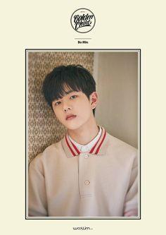 Nhóm nhạc tân binh 'toàn trai đẹp' của Woollim Entertainment tiếp tục 'thả thính' người hâm mộ bằng hình ảnh cực đẹp