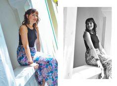 Maxifalda #zingara #gipsy #style #summer #croptop #top