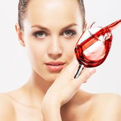 Surprising Beauty Benefits of Red Wine For Skin