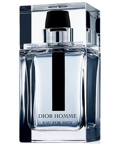 Introducing Dior Homme Eau for Men, a fresh woody fragrance with a masculine and sophisticated signature. Bold and refined, magnetic and charismatic, Dior Homme Eau for Men was created for the man wit